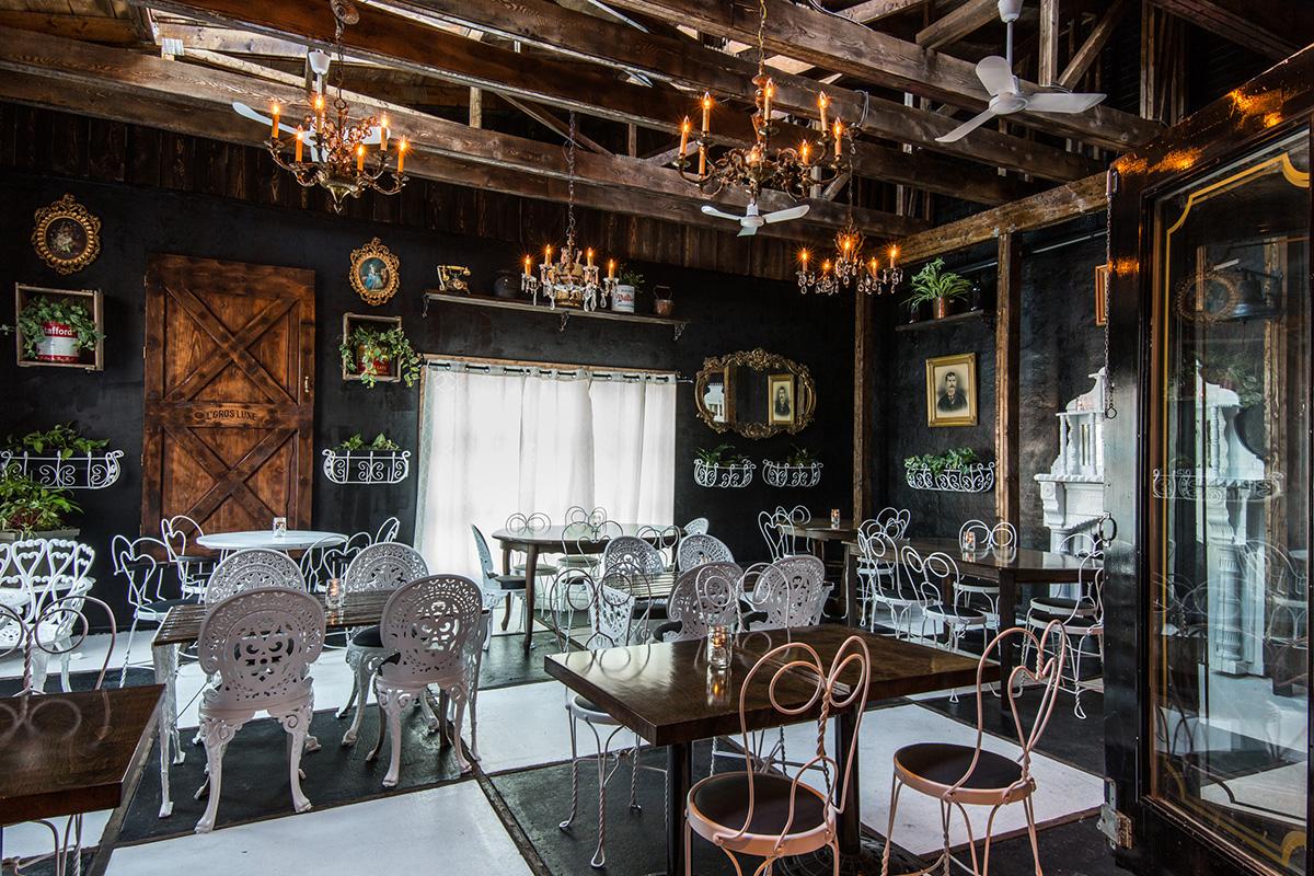 La nouvelle verrire du restaurant Lgros Luxe Sud Ouest