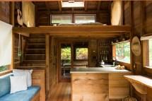 Une Mini-maison De Ve Construite Sur Ferme Papaye