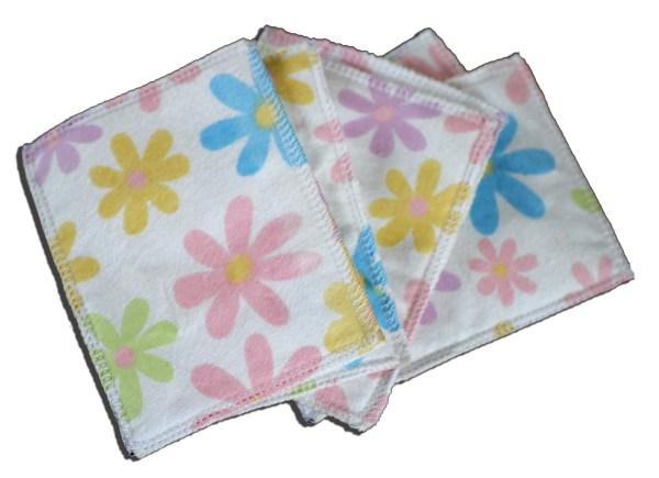 Lingette Flanelle & Polaire Jolikrea - Fleurs