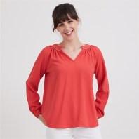 la blouse de printemps