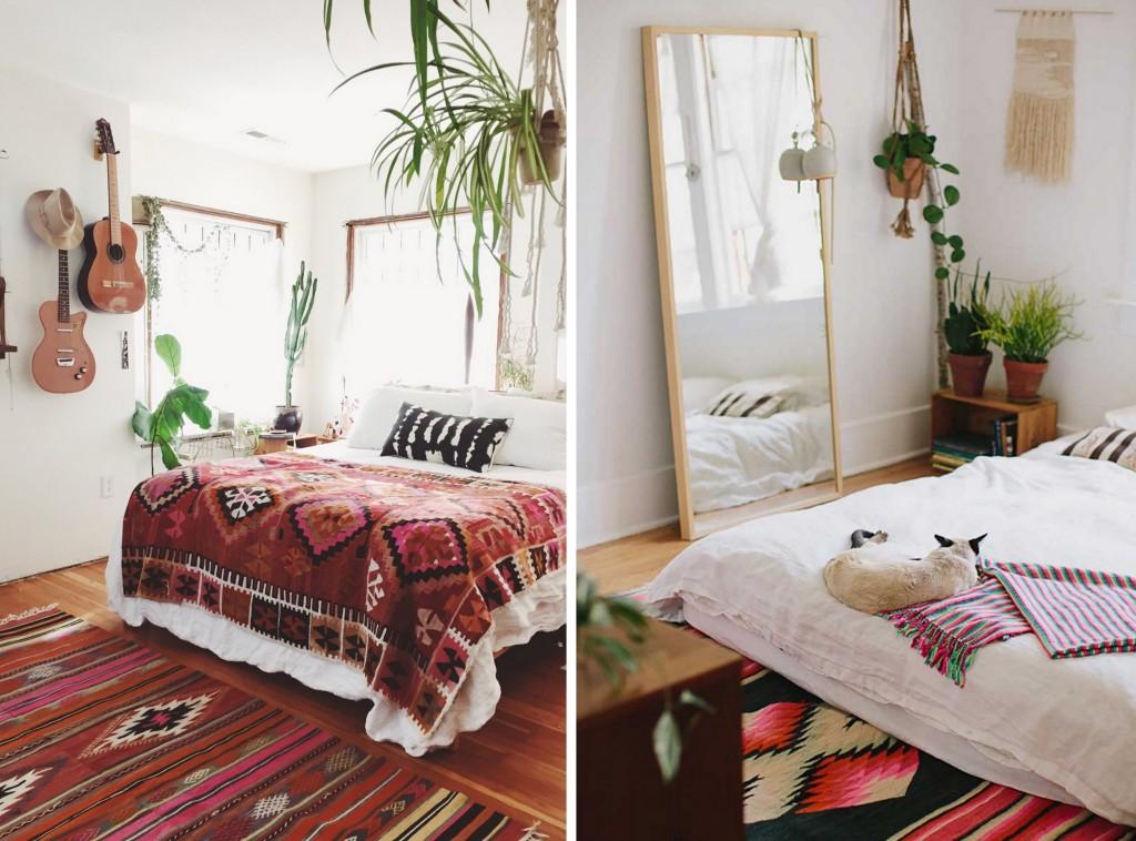 Chambre Hippie Chic