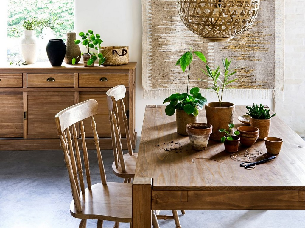 Idee Deco Campagne Anglaise | Déco Salon Style Bistrot Exemples D ...