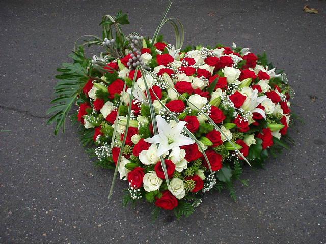 Fleur En Coeur Pour Deuil Centerblog