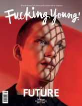 Fucking You Magazine, October 2013 Cover