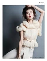 "Exalt Magazine editorial ""What Ruby Wants"" featuring Jolita Jewellery"
