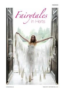 Hertfordshire Life Magazine October 2013 - Fairytales in Herts editorial, featuring Jolita Jewellery