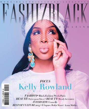 COVER Fashizblack Magazine