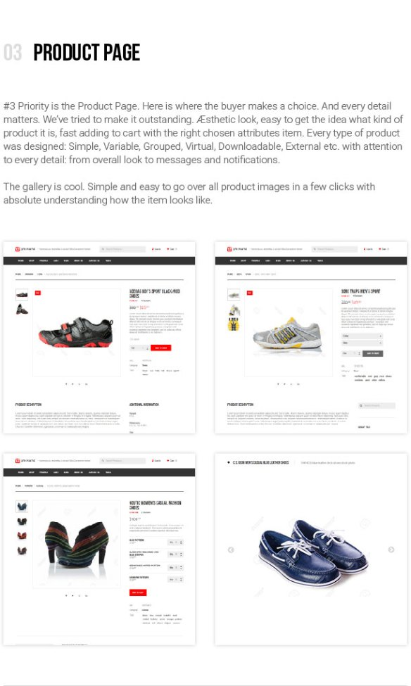 jOLiSHOP - Product Page