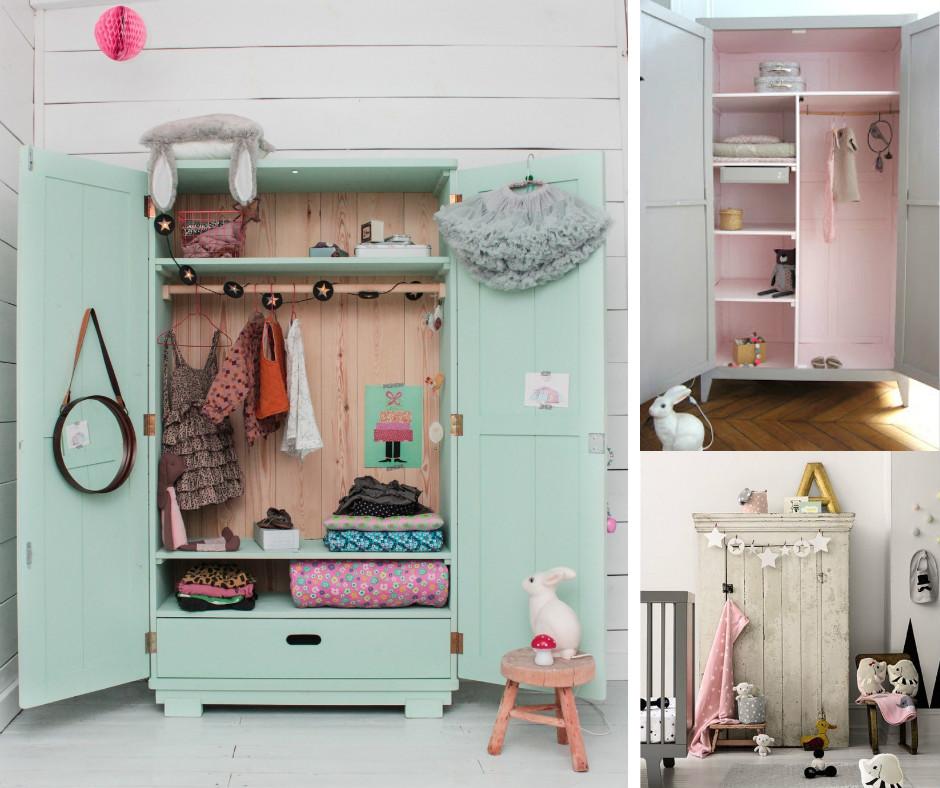 Armoire Pour Enfants  Maison Design Wibliacom