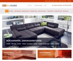 Ülőgarnitúrák, kanapék őrült jó áron
