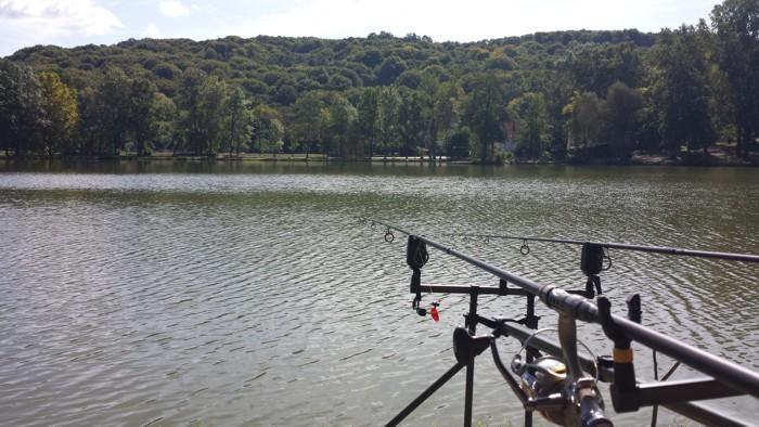 Abaliget: a tó tündérét Tamarának hívják