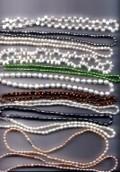 Gyöngyök - gyöngyfűzés cseh gyöngyből