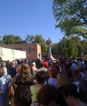 Sokan eljöttek Pécsett a Zsolnay-negyed nyílt napjára