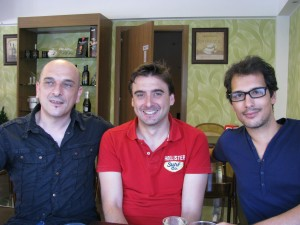 Nicolò, Stefano Mosconi e Francesco