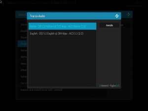 Kodi su Sailfish OS