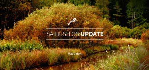 Sailfish OS 2.5.6 Haapajoki