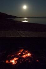 Late night embers - Jolli Lodge