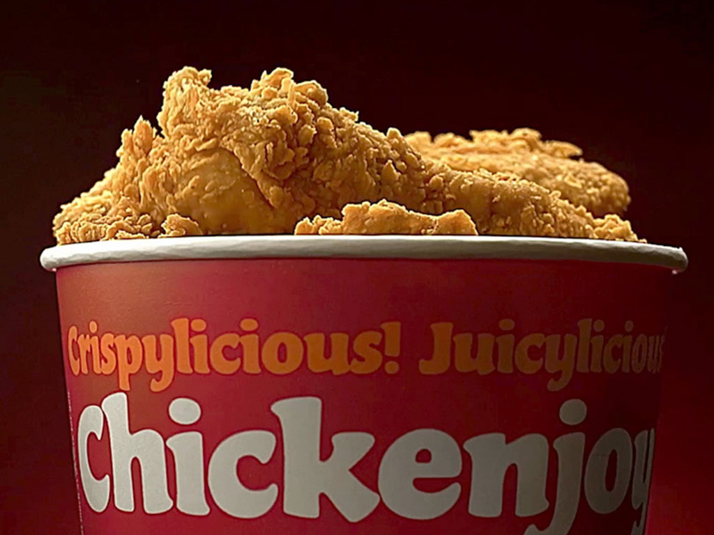 Jollibee – Home of the Famous Chickenjoy!