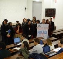 """""""Nous sommes en démocratie, si vous voulez rejoindre la grève, allez-y"""""""