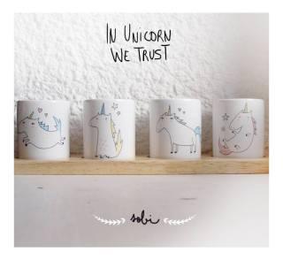 "Collection ""in Unicorn we trust"". photo: Facebook Sobi Graphie"