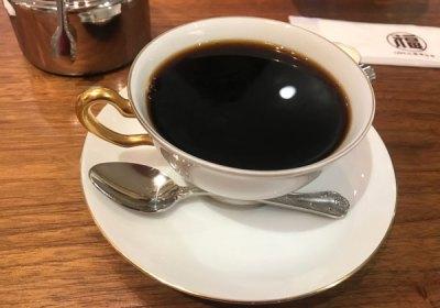 珈琲、coffee、丸福