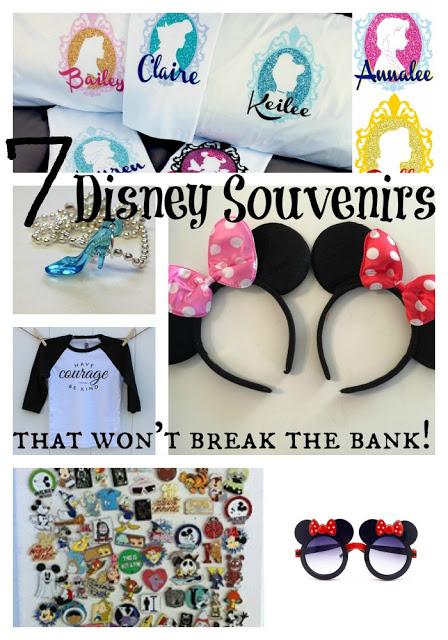 7 Affordable Disney Souvenirs