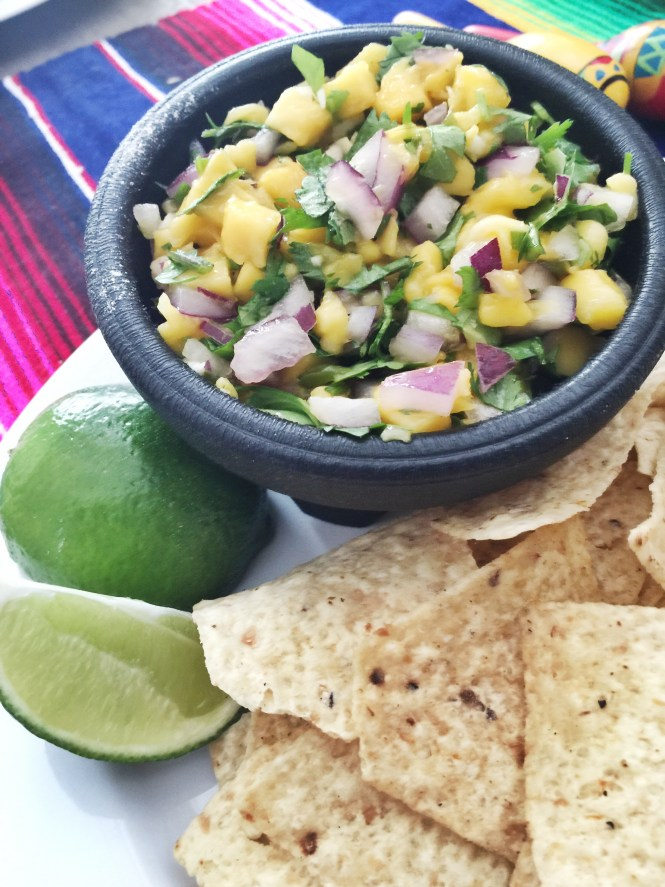 Easy Salsa Recipe Three Ways for a Cinco De Mayo Fiesta
