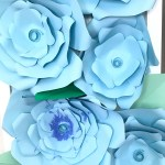 DIY Huge Paper Flowers