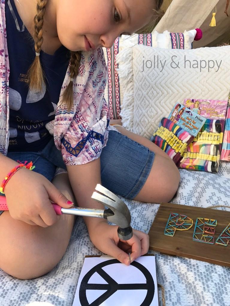DMC craft thread friendship bracelets and crafts