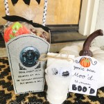 Haunted Mansion Tombstone Popcorn Box Challenge Blog Hop