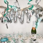 Sparkle Up Your NYE Decor with Cricut