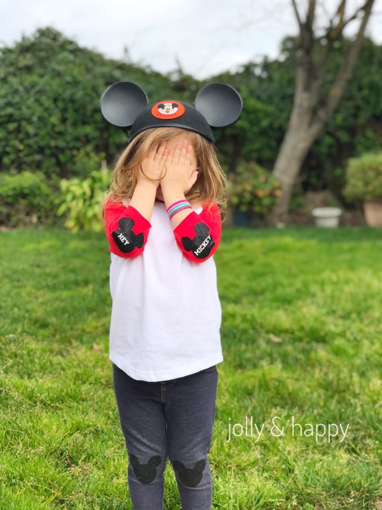 Disney knee and elbow patches