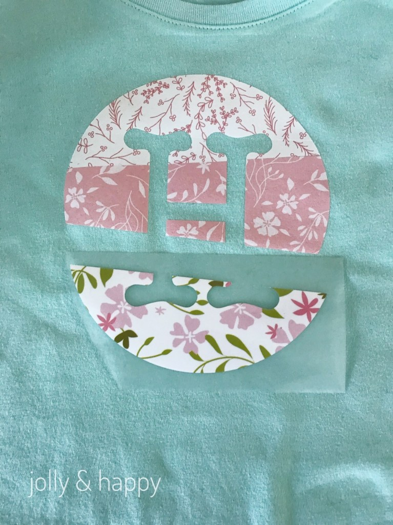 Cricut EasyPress Iron on Vinyl tutorial