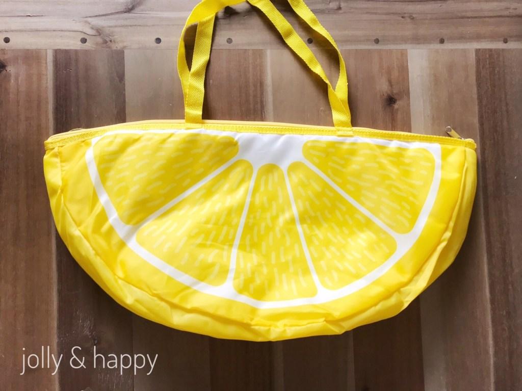 Lemon Wedge Target Dollar Spot
