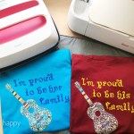 Disney's Coco-themed couples tee with Cricut EasyPress 2