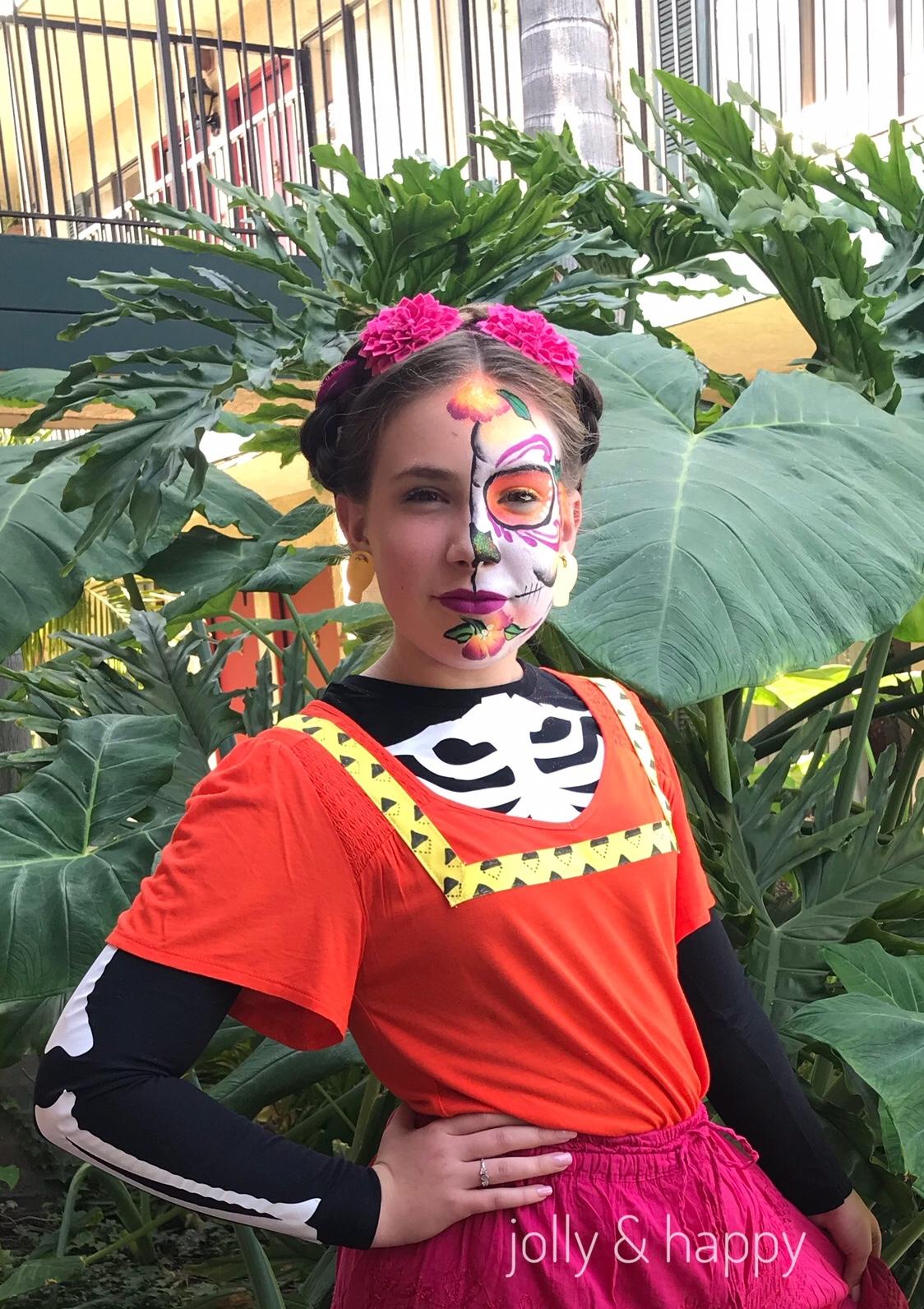 Diy Coco Dia De Los Muertos Halloween Costumes With