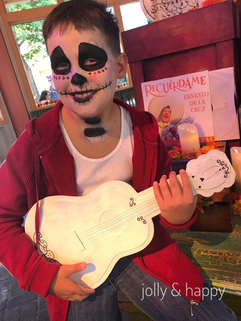 Disney's Coco Diy Halloween Costume