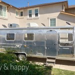 Vintage Airstream Renovation: Annie Update #3