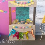 Lemonade Bar Birthday Party