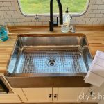 Airstream Kitchen Remodel with Sinkology