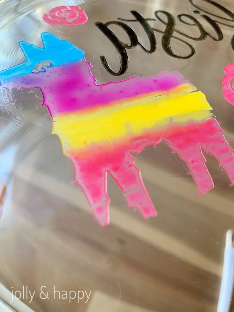 Decoart Glass Marker pens from Michaels