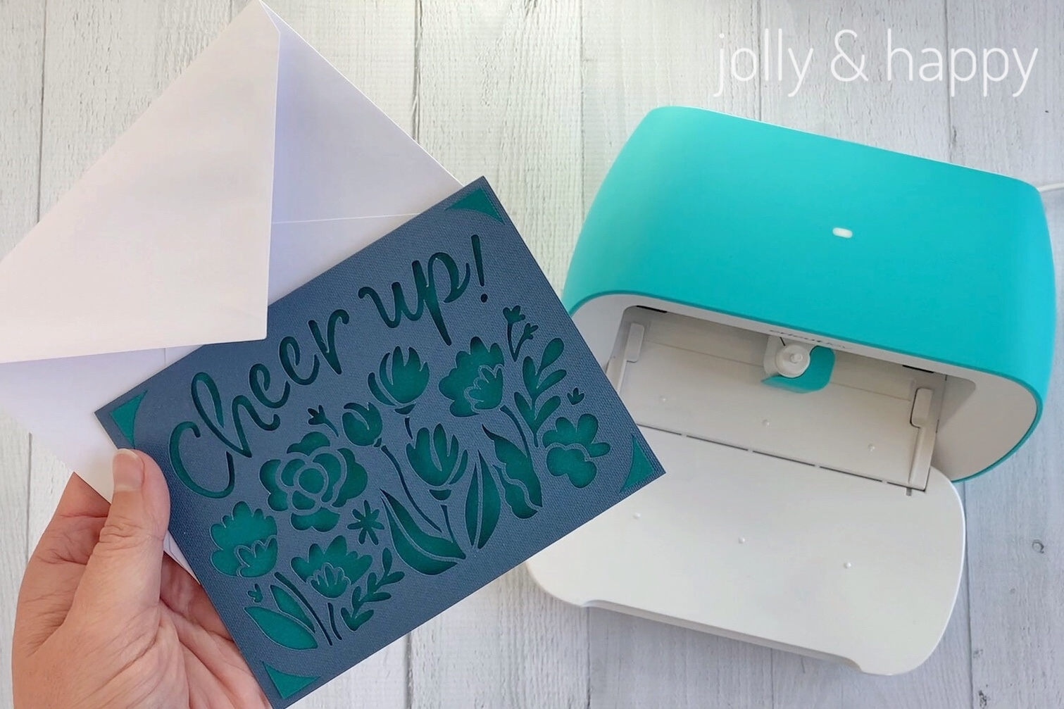 cricut joy crafting