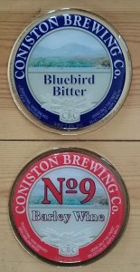 Coniston beers