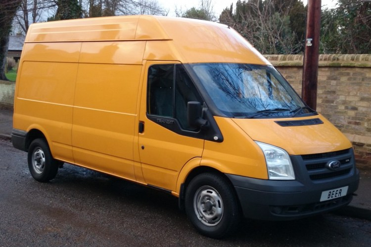 Are you a jolly good van driver?