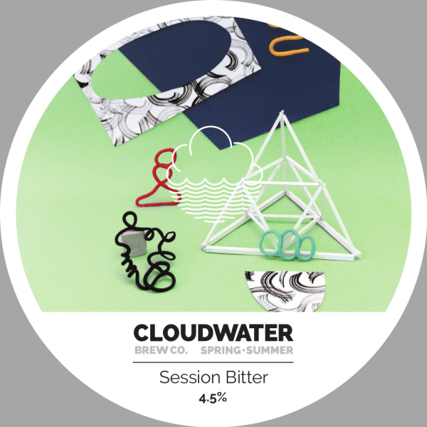 Cloudwater Session Bitter