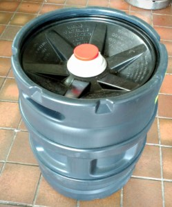 EcoKeg – the 30l keg that is the size of a 50l keg.