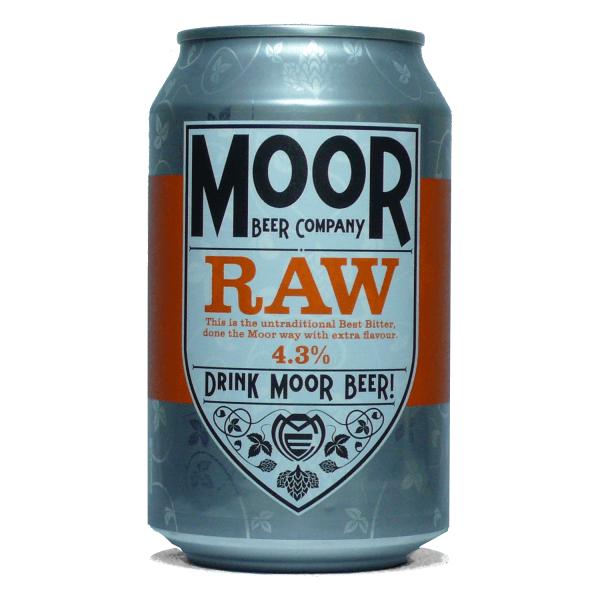 Moor - Raw