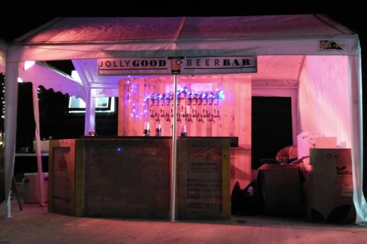 Jolly Good Beer & Brewers @ Food Park Night Market