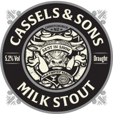 Cassels - Milk Stout