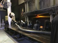 Death eaters in Malfoy Manor (7th movie)